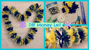 money leis diy money