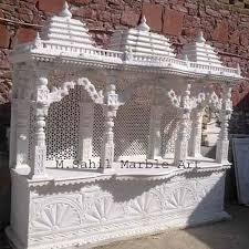 best marble temple design for home photos interior design ideas