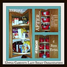 Kitchen Cabinet Organizing Lazy Susan Kitchen Cabinet Organization Tips U0026 Tricks On The