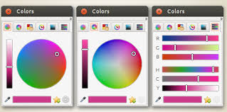 color tool mypaint 1 1 0 released with new blending modes and color tools