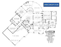cottage house floor plans amicalola cottage house plan 12068 house plans by garrell