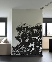 football decals for walls home decorating inspiration