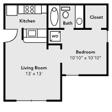 floor plan picture pricing and floor plans university village university housing