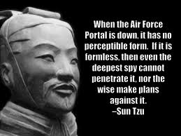 Airforce Memes - sun tzu air force portal quote troll quotes know your meme