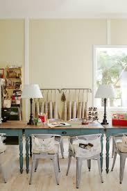 Craft Room Makeovers - craft organization ideas craft room makeover inspiration