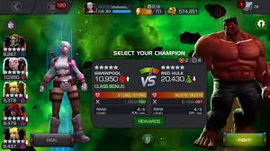 best champ for act 5 chapter 3 marvel contest of champions youtube