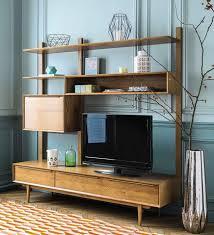 meuble tv caché meuble tv sélection de meubles télé déco et pratiques côté maison