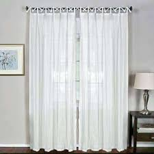 gray and white curtains sheer grey and white striped curtains