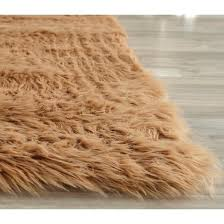 haven faux sheepskin rug safavieh target