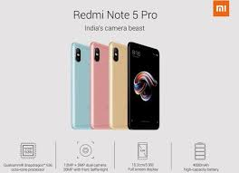 Xiaomi Redmi Note 5 Xiaomi Redmi Note 5 And Note 5 Pro Specs Are Leaked Pocketnow