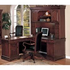 Wayfair Computer Desk Darby Home Co Knickerbocker L Shape Executive Computer Desk
