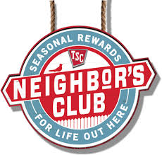 tractor supply wedding registry neighbors club welcome tractor supply co