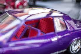 down 2 scale car club model car interior lowrider