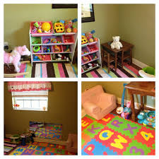 playroom ideas this is for an infant toddler with foam mats on