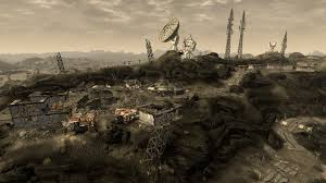 Fallout New Vegas World Map by Black Mountain Fallout Wiki Fandom Powered By Wikia