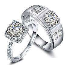his and hers engagement rings jewels his and hers rings his and hers gifts couples rings