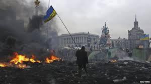 ukraine crisis maps bbc