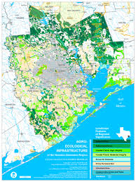Map Of Houston Area Much Remains To Be Saved Texas Coastal Watershed Program