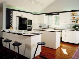 kitchen cabinet toppers soffit above cabinets above cabinet