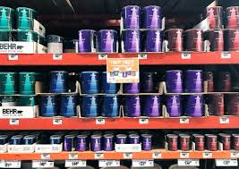 home depot paint sale black friday the home depot 10 off 1 gal paint cans u0026 40 off 5 gal paint