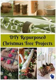 diy repurposed christmas tree projects wisconsin homemaker