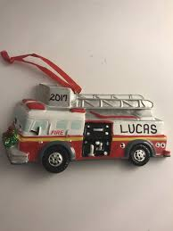 Ornaments For Trucks Truck Personalized Ornaments Personalized