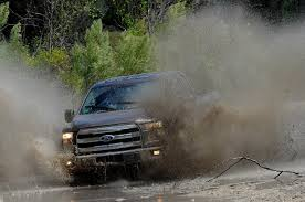 mudding cars ford slows production of f 150 due to frame shortage
