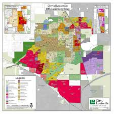 Colorado Maps by Maps City Of Louisville Co