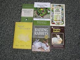 booklist rise and shine rabbitry