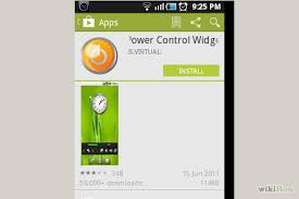 save battery on android how to save battery power on an android android home