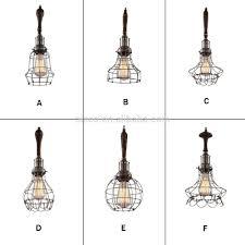 Decorative Pendant Light Fixtures Decorative Pendant Lighting Vintage Industrial Style Lights Edison