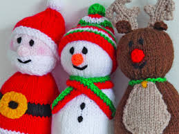 knit christmas 10 christmas knitting patterns