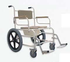 Shower Chairs With Wheels Shower Commode Chair Special Needs Bathroom Shower Wheelchair