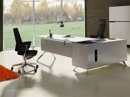 L Shaped Contemporary Desk by Home Design Wonderful L Shaped Office Desk For Modern Decoori 81