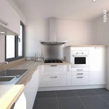deco cuisine blanche et grise deco cuisine et gris déco cuisine nouveau decoration cuisine