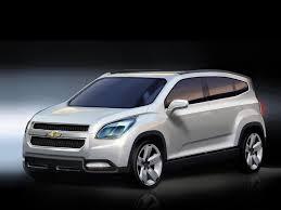 2009 chevrolet orlando concept conceptcarz com