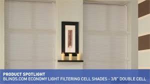economy light filtering cellular shade 3 8 u0026 34 u0026raquo cellular