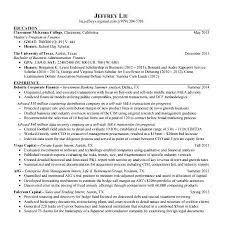 Banking Resume Template Banker Resume Format Investment Banking Resume Banking Resume