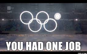 Sochi Meme - sochi you had one job meme on imgur