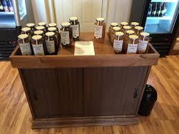 rustic wood display cabinet rustic wood retail store floor display cabinet fixture great