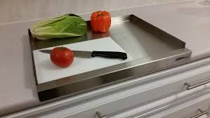 stainless steel cutting board table ridalco food prep cutting board ridalco stainless steel