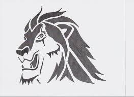 lion king template lion king pumpkin best lion 2017