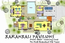 villa home plans bali style home plans lovely bali style villa floor plans floor