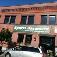 Sport Basement Hours by Sports Basement Sporting Goods Shop In Mission District