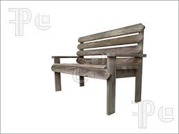 Wood Bench Plans by