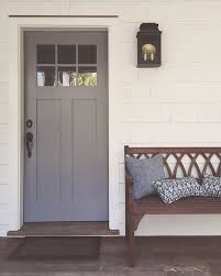 Interior Door Colors Pictures Another Favorite Door Style And It Provides More Privacy But Still