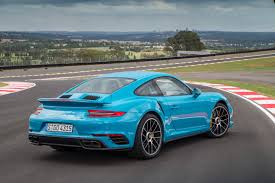 sema porsche 2016 2017 porsche 911 turbo s first drive autoweb