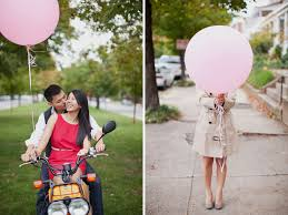 Engagement Photo Props Wedding Photo Props Balloons