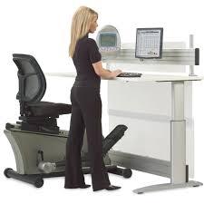 Adjustable Height Corner Desk Adjustable Height Computer Desk U2014 Dawndalto Home Decor