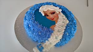frozen birthday cake frozen birthday cake tutorial from basic ingredients